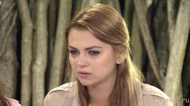 Анна Кручинина собралась уходить с проекта (28.09.2014 г.): видео