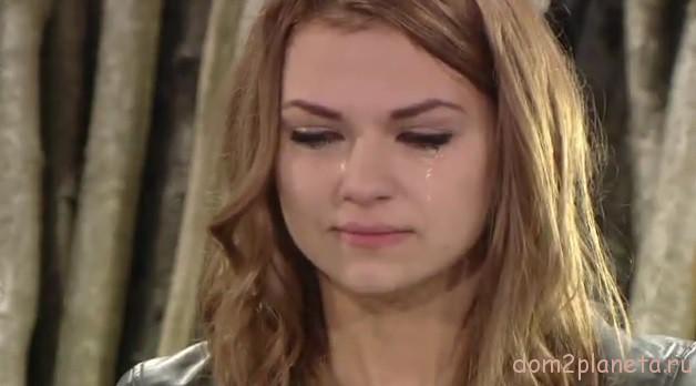 Уход с проекта Анны Кручининой (29.09.2014 г.): видео
