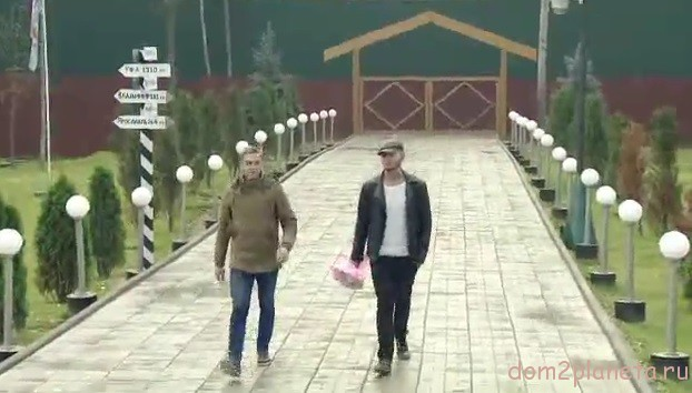 Мужской приход— Артем Звягин и Дмитрий Татаринцев (17.10.2014 г.): видео